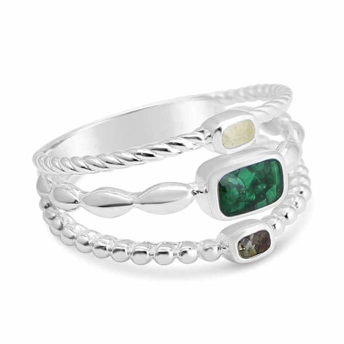 Dune Jewelry Boho Stack ring