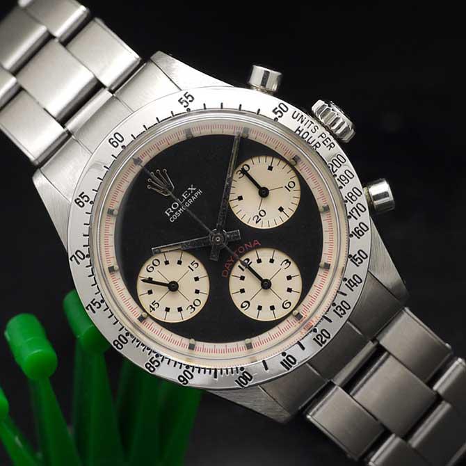 Rolex Paul Newman Daytona watch