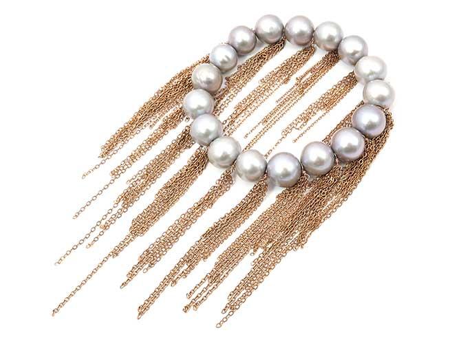 Samira 13 large fringe bracelet
