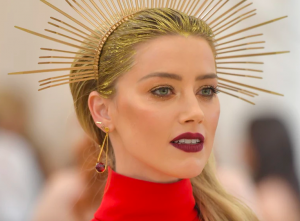 Amber Heard Met Ball 2018