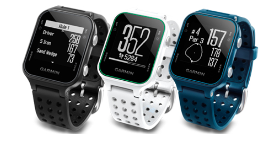 Garmin Approach S20 GPS watches