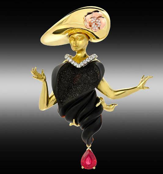 Garen Garibian, Mata Hari