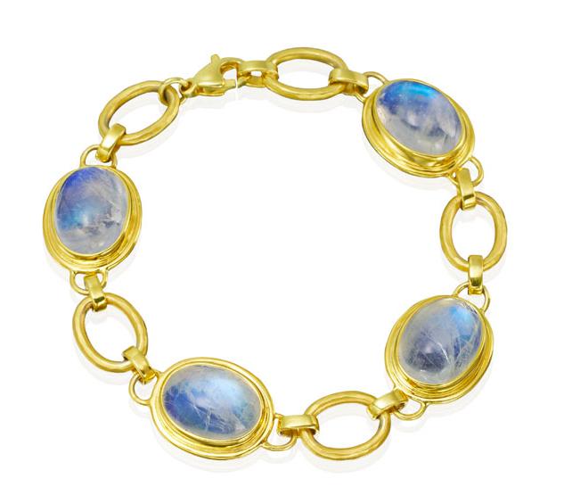Mazza Company moonstone bracelet