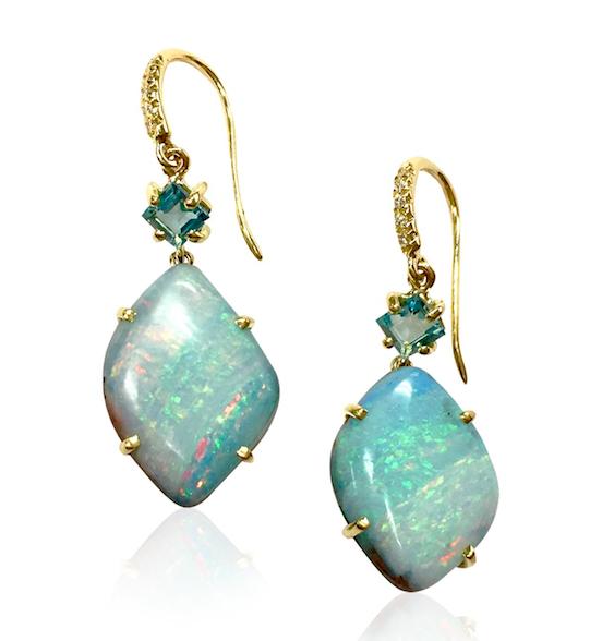 Lauren K earrings