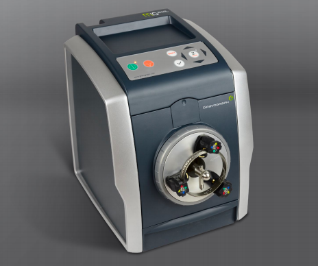 Gravotech engraving machine