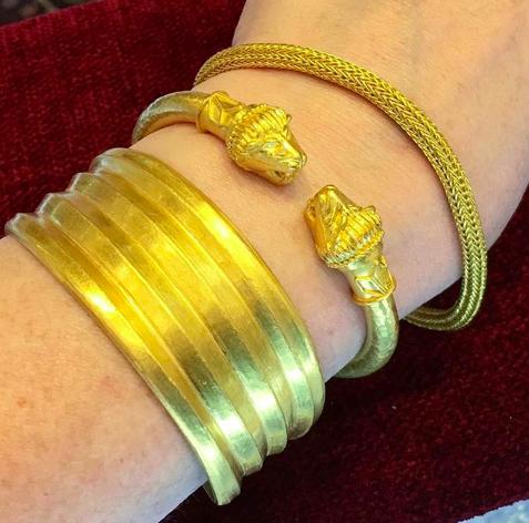 Cevherun bracelets