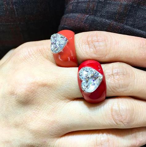 Norman Silverman rings