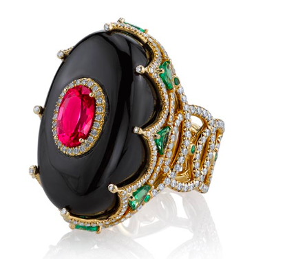 Erica Courtney Royal ring