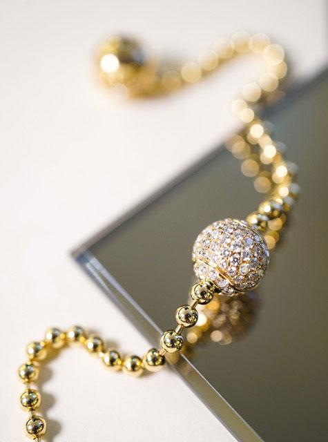 Shamballa Jewels tennis bracelet