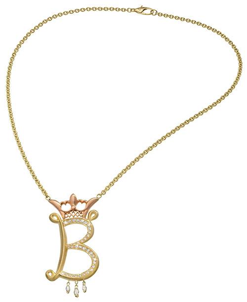 Wendy Brandes Boleyn pendant