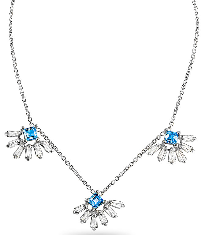 ayva aquamarine diamond necklace