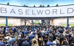 Baselworld sign