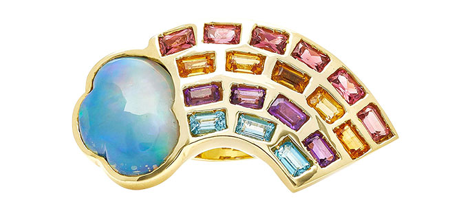 brent neale rainbow ring