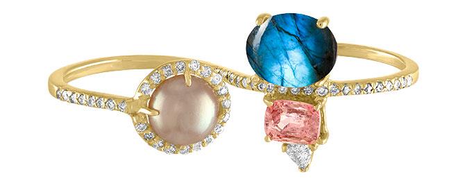 eden presley pearl S ring