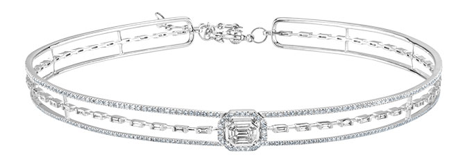 shay diamond choker