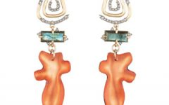 Alexis Bittar Spiral earrings