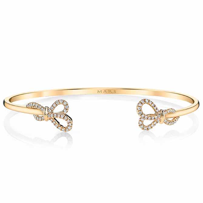 Mars Modern Muses diamond bracelet