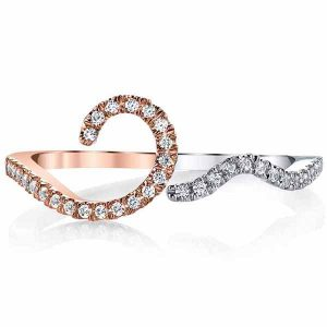 Mars Infinite Allure diamond bracelet