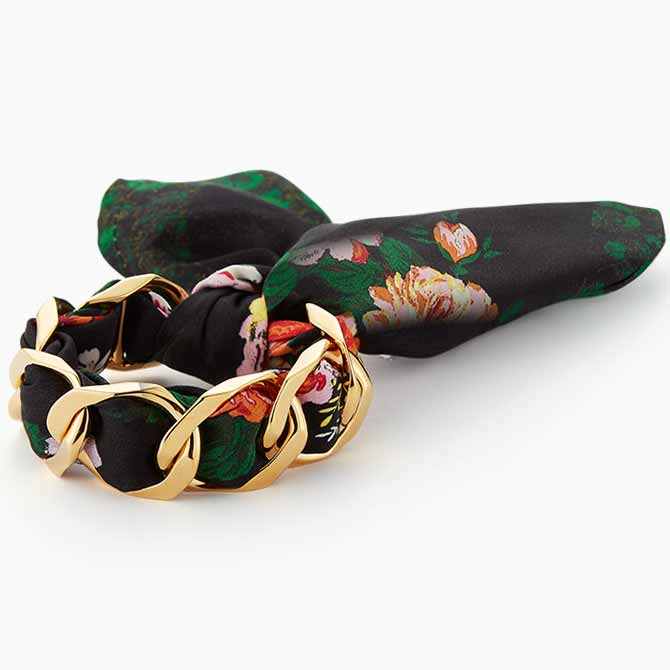 W Britt Tie bracelet