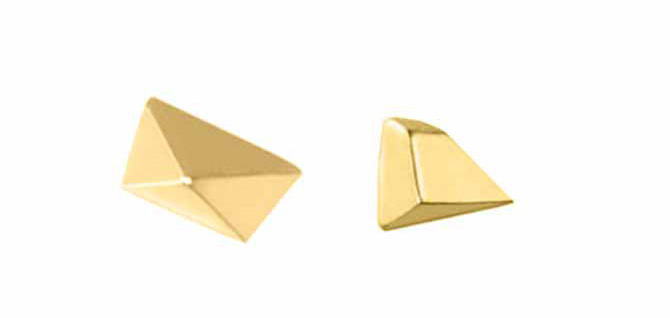 Earrings Mismatch Studs Dana Bronfman