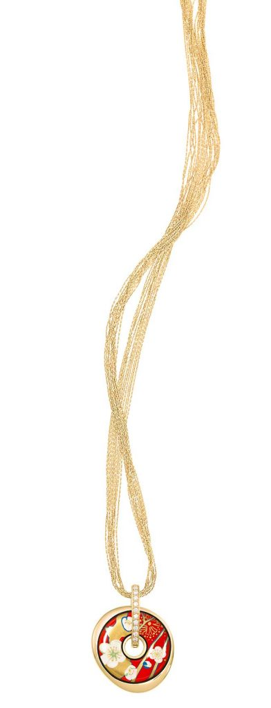 Frey Wille L'Amandier necklace