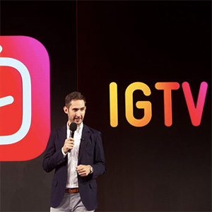 IGTV Kevin Systrom