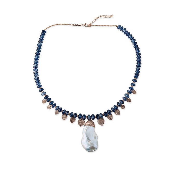 Jacquie Aiche kyanite necklace