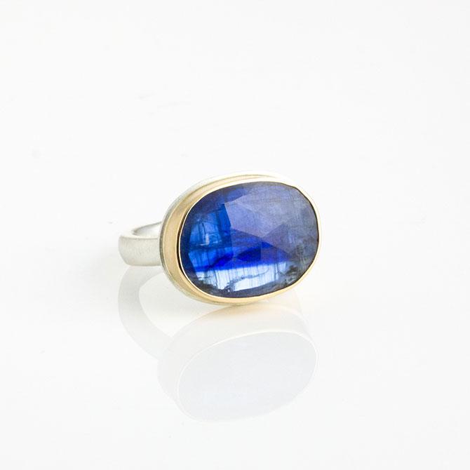 Jamie Joseph kyanite ring