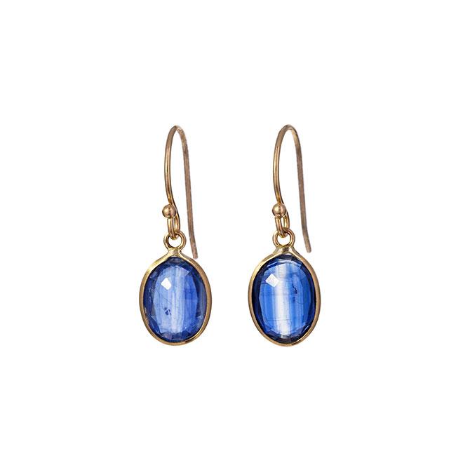 Margaret Solow kyanite earrings