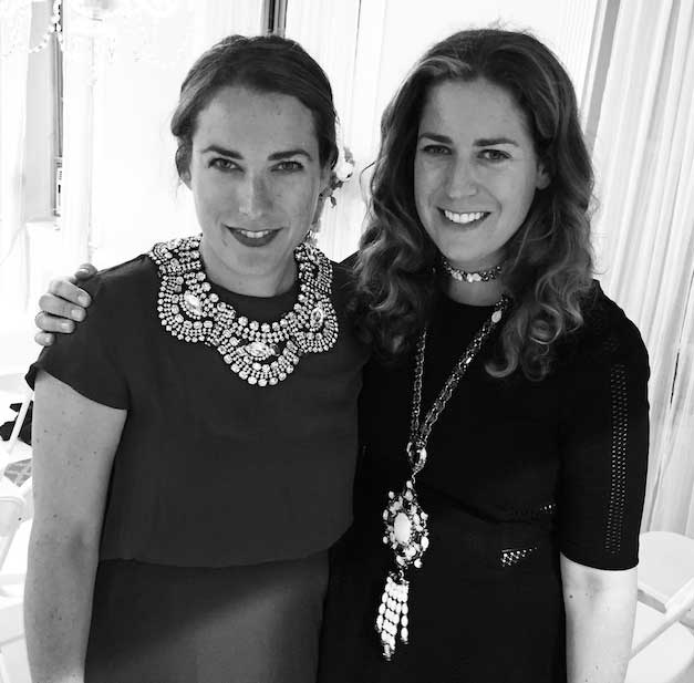 Moria and Megan Flynn of M. Flynn Jewelry