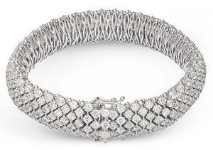 Sanjay calogero diamond bracelet