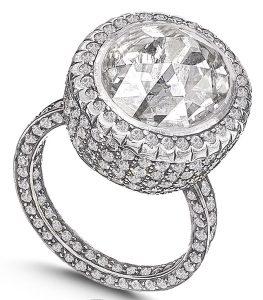 Sanjay royal diamond ring