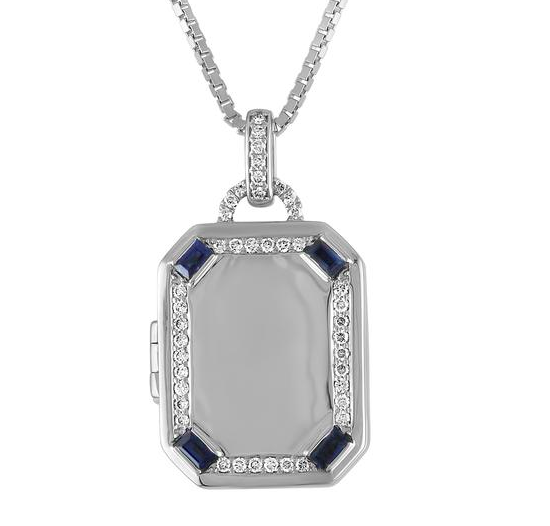 My Story Fine Jewelry Charlotte locket