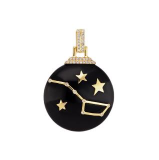 Sorellina Little Dipper locket necklace
