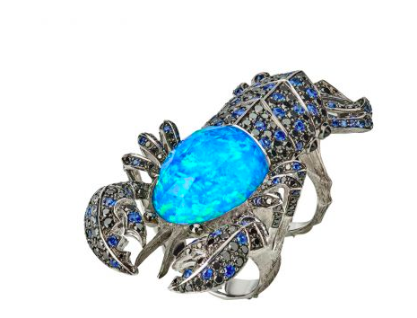 Stephen Webster lobster ring