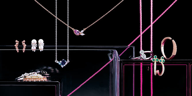 Stuller 302 fine jewelry collection lookbook