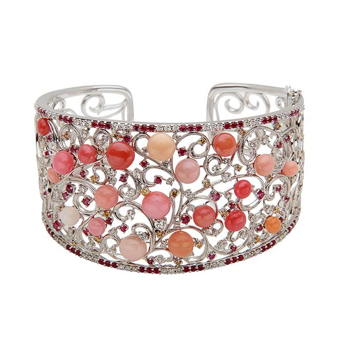 Tara Pearls conch pearl bracelet
