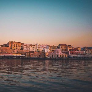 Chania Venetian Harbor photo by Arthur Yeti on Unsplash