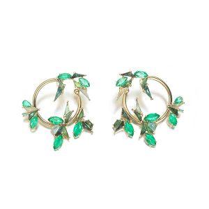 Nak Armstrong Gemfields earrings