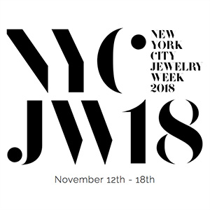 New York City Jewelry Week logo