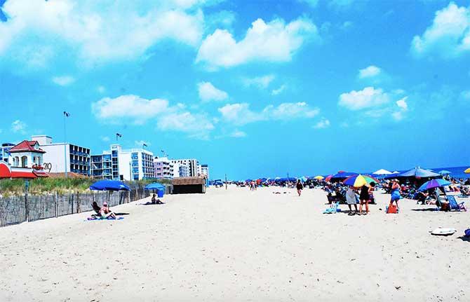 Rehobeth Beach Delaware Photo by Katrina Purugganan