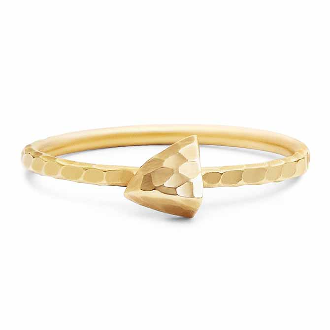 Dana Bronfman Tiny Triangle ring