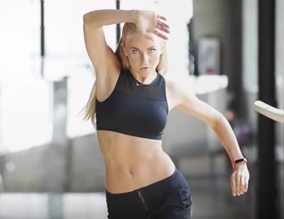 Julianne Hough Fitbit