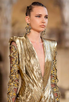 Guo Pei couture 2018 jewelry
