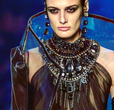 Jean Paul Gaultier jewelry couture 2018