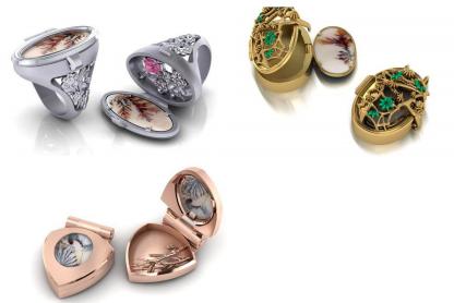 Hsinyu Chu jewelry