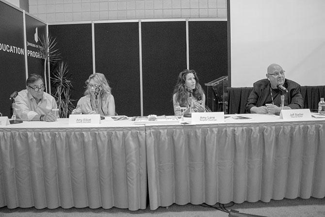 The Big Pitch panelists