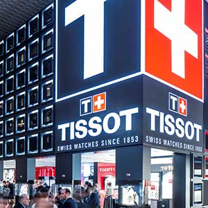 Tissot Baselworld