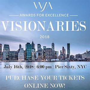 WJA 2018 awards