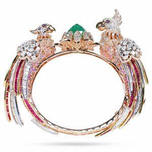 anil bharwani parrot bracelet
